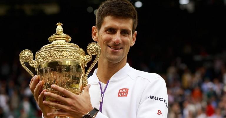 Novak Djokovic (Tennis)