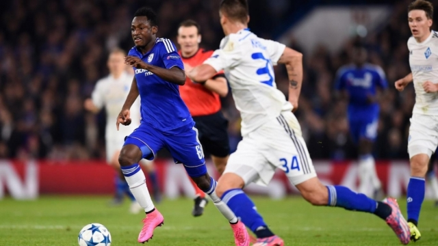 Baba unhappy with his situation at Chelsea