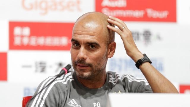 Guardiola apologizes Premier League coaches