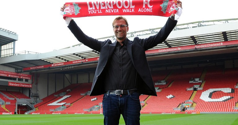 Klopp: Today I would be sitting on the bench of Manchester United