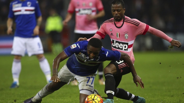 Juventus wants to continue with Evra