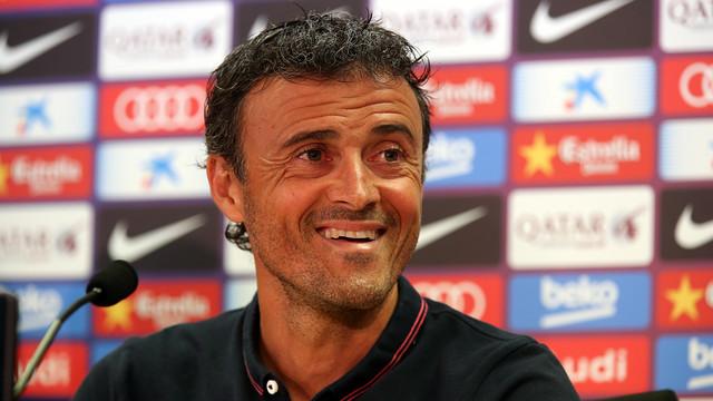 "Madrid avoids finals, Enrique tall ""galacticos"""