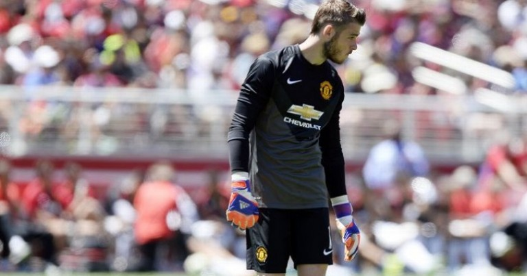 United launches talks with the successor of De Gea