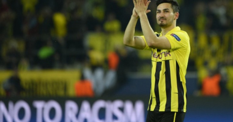 Gundogan no agreement with Citizens