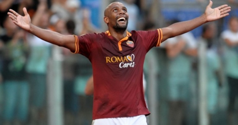Maicon: Special Game against Inter