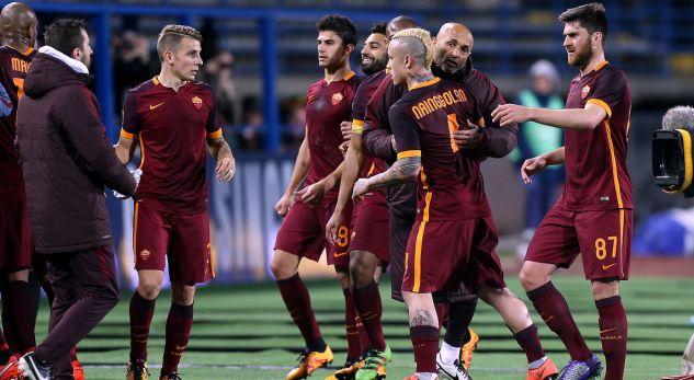 Roma-Fiorentina, Starting Lineups